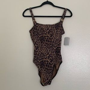 Crazy Horse | One Piece | Swimsuit | Leopard | 10
